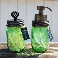 Oil Rubbed Bronze Foaming Soap Dispenser and by SouthernHomeSupply
