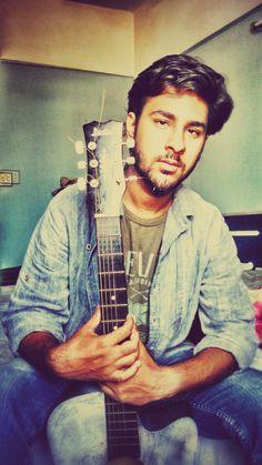 Guitar poses