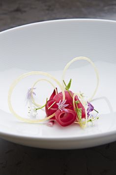 For Chef's Pencil readers, two Michelin starred Geranium's head chef and co-owner Rasmus Kofoed shares one of his signature dishes- Biodynamic Onions, which is no less than a work of art.
