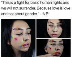 i'm not even part of the lgbtq+ community but i'll fight for it like i am. i love my queer brothers and sisters and the siblings in between. Lgbt Memes, Lgbt Love, Lgbt Community, Equal Rights, Human Rights, Lgbt Rights, Along The Way, Gay Pride, Transgender