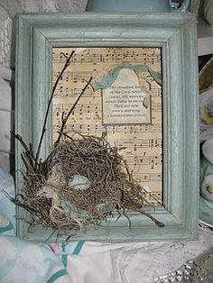 Sweet Spring Nest