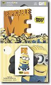Best Buy GC – $15 Despicable Me Gift Card « Holiday Adds Movie Covers, Despicable Me, Cool Things To Buy, Stuff To Buy, Holiday, Cards, Gifts, Decor, Presents