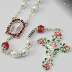 Lourdes rosary by Ghirelli from Italy
