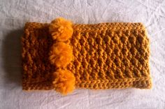 Cowl / neckwarmer, crochet, wool Crochet Wool, Neck Warmer, Cowl, Elf, Handmade, Fashion, Moda, Hand Made, Fashion Styles