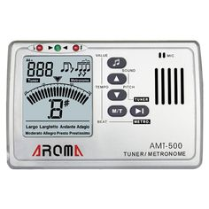 7.39$  Watch here - http://alitba.shopchina.info/go.php?t=32670175236 - AMT-500 Aroma Metro-tuner A Compact Item Of Tuner and Metronome AMT500 For Chromatic Tuning guitar accessories  #shopstyle