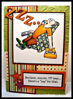 Lazy Boy n Recliner 2 pc Set L@@k@examples Sold separately are the other items used in the examples. Made by Art Impressions Rubber stamps. You can purchase all items in my ebay store: Pat's Rubber Stamps & Scrapbooks, Click on the picture & see the listing , or call me 423-357-4334 with order, We take PayPal. You get FREE SHIPPING ON PHONE ORDERS of $30.00 or more. If it says sold I have more. Use my search engine to find other items you are interested in