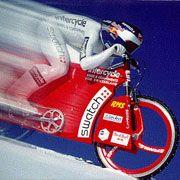 Really fast bike