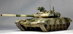 Evgeny Yashkin | T-90SA