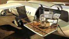 BAE Systems has partnered with luxury transport design consultancy firm Design Q to develop an Air Deck viewing platform concept for BAE's Avro Business Jet Luxury Jets, Luxury Private Jets, Private Plane, Luxury Helicopter, Private Jet Interior, Aircraft Interiors, Bae, Aircraft Design, Jet Plane
