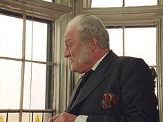 Charles Gray as Mycroft Holmes.the greek interpreter Sherlock Holmes Short Stories, Red Headed League, Mycroft Holmes, Jeremy Brett, 221b Baker Street, Private Investigator, Granada, Candid, Bbc