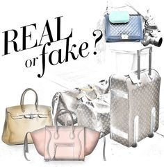 How to tell if a designer bag is real or fake