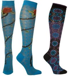 Crazy Knee High Socks | crazy cool unique ozone socks {short, knee-high, over the knee, mens ...