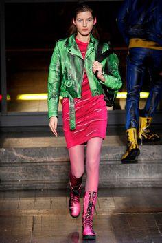 Moschino Fall 2016 Menswear