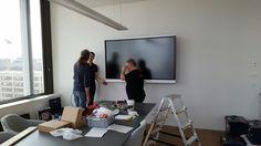Installation by DEKOM Switzerland AG #DEKOM  #SMART
