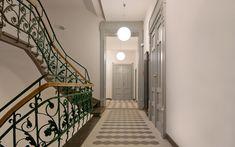 lampy nad bramą do kamienicy z numerem domu - Szukaj w Google