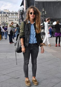 ASOS at Paris Plage // Spotted: A Little Leopard Print Goes A Long Way