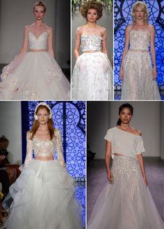 17 Tendências de vestido de noiva para 2016