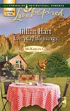 Everyday Blessings (The McKaslin Clan) by Jillian Hart Inspirational Romance