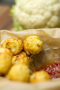 Turn Cauliflower Into Crispy And Delicious Tots With This Easy Recipe