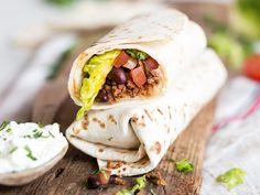 Mexikanische Burritos - Grundrezept