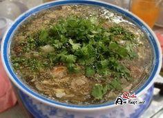 Cách làm súp hải sản thơm ngon, bổ dưỡng.