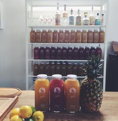 WOLF MOON MIXERS CREATES DELICIOUS FRESH JUICE COCKTAILS – Chick In the Mitt