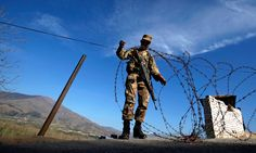 Seven Pakistani Soldiers Martyred in Indian Firing
