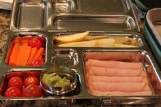 A Few Random Meals and more School Lunch Ideas | Everyday Paleo