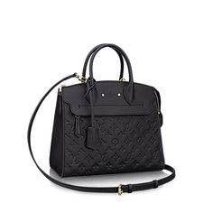 Pont-Neuf MM +Monogram Empreinte Leather - Handbags | LOUIS VUITTON