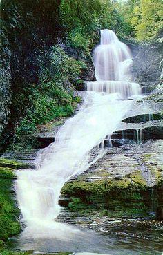 Dingmans Falls, Dingmans Ferry, PA