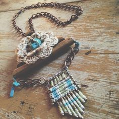 """Selling this """"Free People in style necklace"""" in my Poshmark closet! My username is: daughter14. #shopmycloset #poshmark #fashion #shopping #style #forsale #Vintage Spiderwear #Jewelry"""