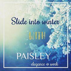 Slide into #winter with Paisley ❄⛄ #paisleyofficewear #christmas #fashion #instafashion #photoofday #snow #holidays #present #presents #gift #giftyourself #festive #fashionbrand #eshop #shopping #switzerland #newin #follow