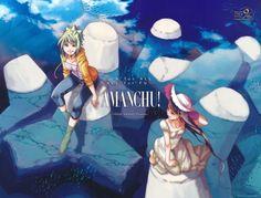 J-POP presenta la nuova serie manga Amanchu!