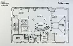 [3/3] 520 Park Penthouse Triplex Floorplan