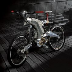 Terminus Biceps Electric Bicycle by M55 Bike $38500