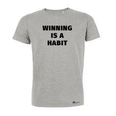 #winner #win #gewinner #tshirt #motivation #inspiration #biobaumwolle #motivationstshirt #fit #gesundleben #gesundheit #gesundundfit #onlineshop #onlinebestellen #beactive Motivation, Cool Stuff, Fit, Mens Tops, Inspiration, Women, Fashion, Health, Biblical Inspiration