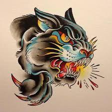 Bildresultat för panther artwork