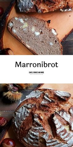 Marronibrot aus dem Topf - Cakes, Cookies and more