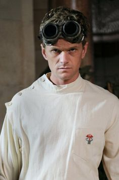 Mad scientists like Dr. Horrible are one of America's most under appreciated resources :)