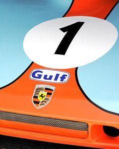 Gulf Porsche 908