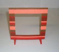 Perler bead frame by  Creativemind