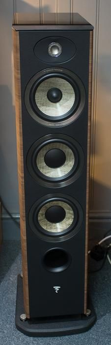 Focal Aria 926 Floorstanding loudspeaker featuring Flax cones and inverted dome TNF tweeter - Audio T Manchester