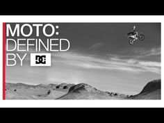 DC SHOES: MOTO - DEFINED BY DC