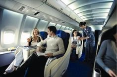 Some airlines are using social media to allow passengers to select seatmates. KLM's Meet and Seat program allows passengers to check out Facebook and LinkedIn profiles. Malaysia Airlines (shown) offers MHbuddy to allow passengers to connect with existing Facebook friends. And planely and Satisfly also allow fliers to browse passenger profiles.