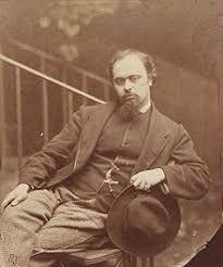 Image result for Dante Gabriel Rossetti