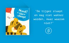 Recensie: Britta Teckentrup – Ssst! De tijger slaapt