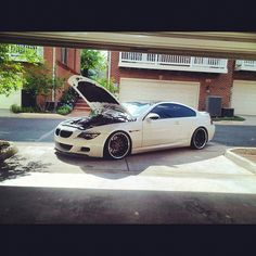 #v10 #slammed #m6 #bmw - @fls6een- #webstagram