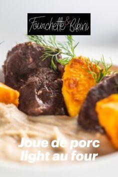 Découvrez notre recette de joue de porc light au four ! Jouer, Healthy Recipes