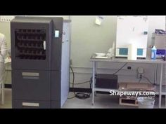Shapeways 3D Printer in NYC