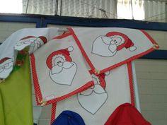 Kit de Natal,  contendo três peças
